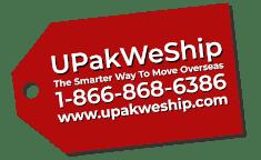 UPakWeShip International Shipping Company